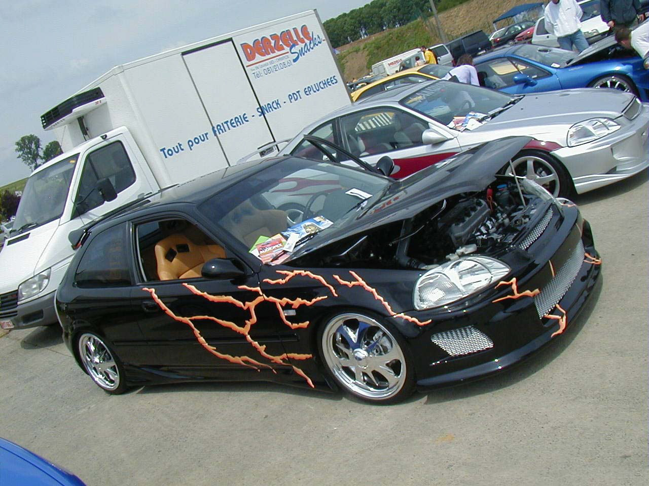 1995 honda civic tuning - photo #6